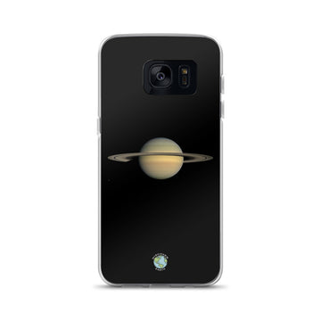 Planet Saturn - Samsung Case