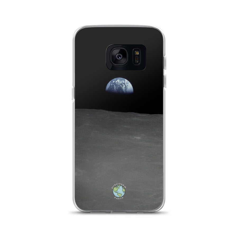 Apollo 16 Earthrise Samsung Case