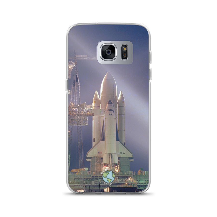 Space Shuttle at Night - Samsung Case