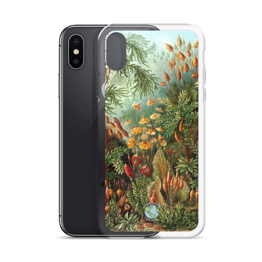 Garden Plants - iPhone Case