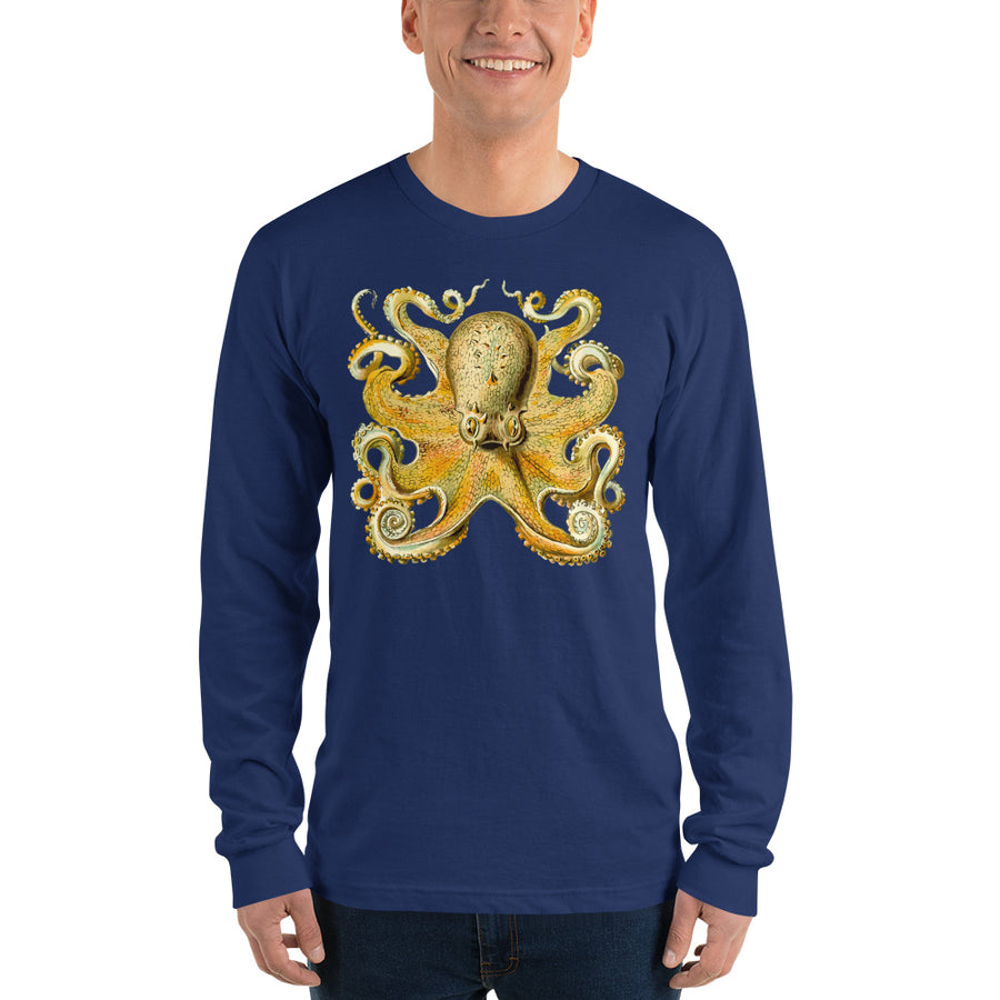 Octopus - Long sleeve t-shirt
