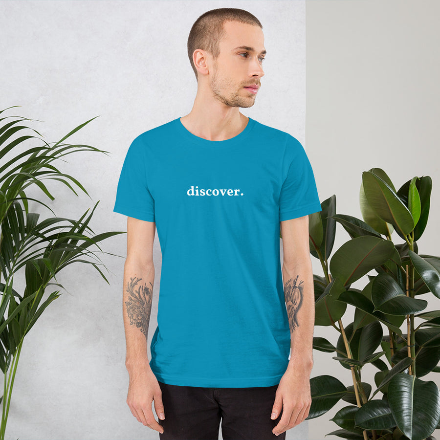 Discover Short-Sleeve T-Shirt