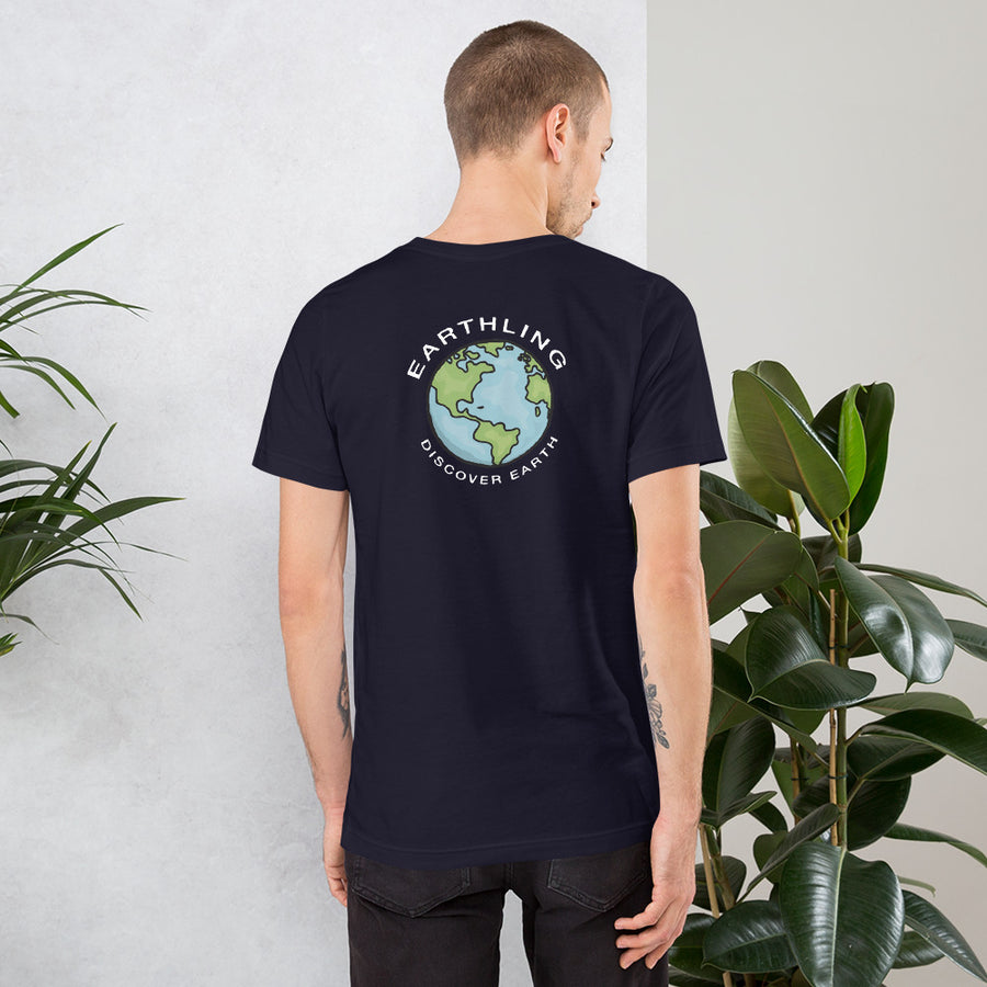 Discover - Short-Sleeve T-Shirt