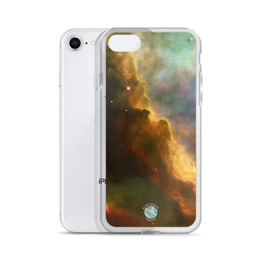 Omega Nebula iPhone Case