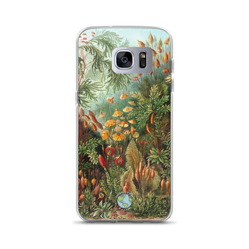 Garden Plants Samsung Phone Case