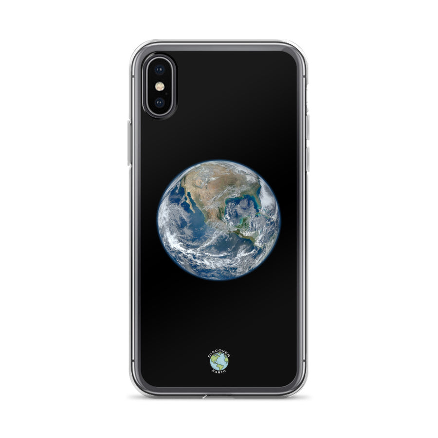 Planet Earth North America - iPhone Case