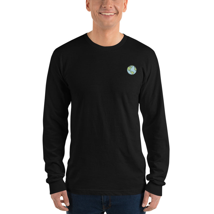 Earthling - Long sleeve t-shirt