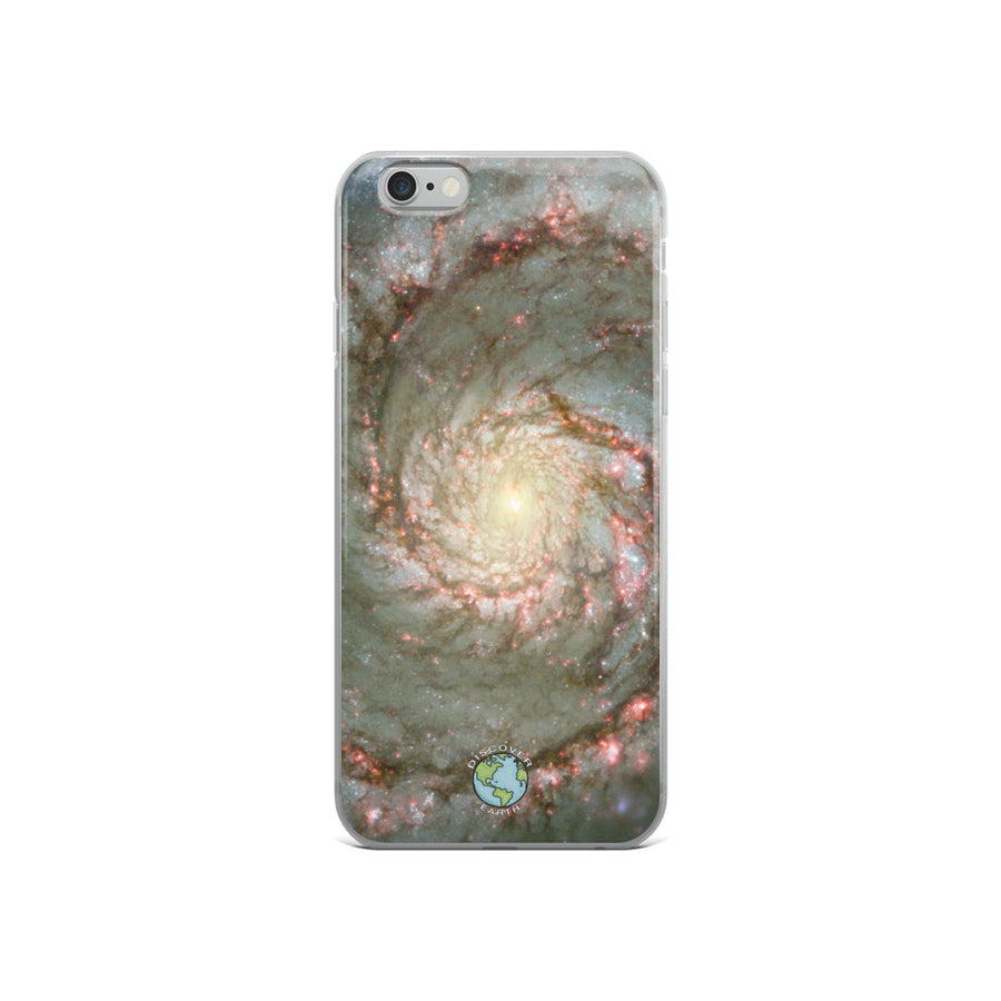 Whirlpool Galaxy - iPhone Case