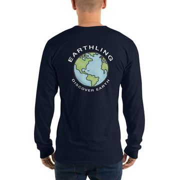 Earthling Long sleeve t-shirt