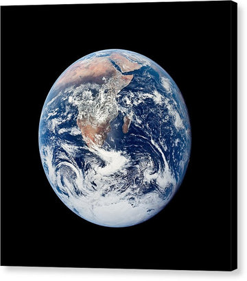 Our Pale Blue Dot - Canvas Print