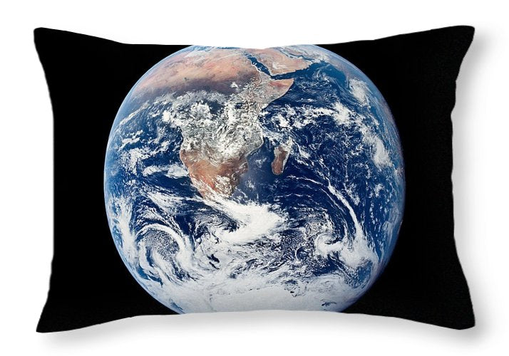 Our Pale Blue Dot - Throw Pillow