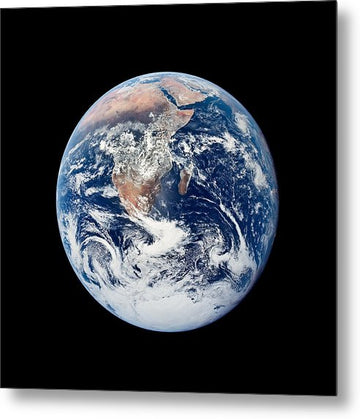 Our Pale Blue Dot - Metal Print