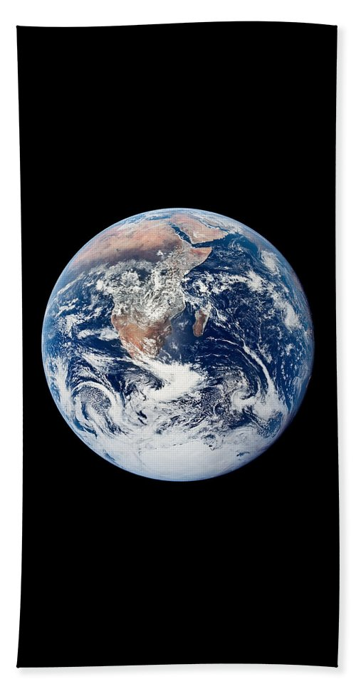 Our Pale Blue Dot - Beach Towel