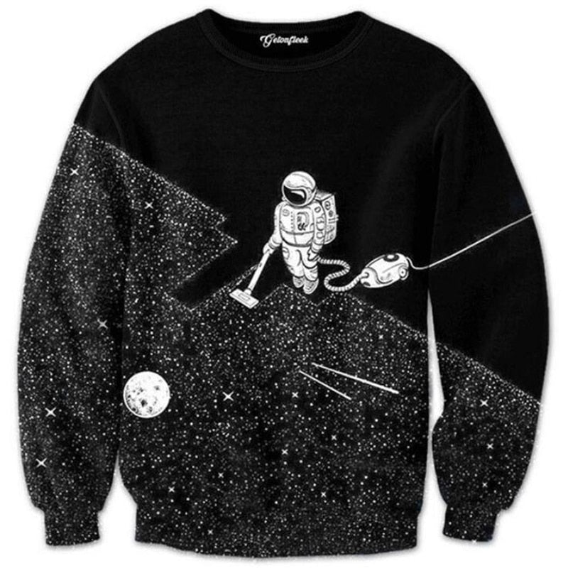 The Vacuum of Space - Sweatshirt