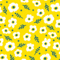 Soiled Flowers pattern