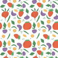 Fresh N' Fruity pattern