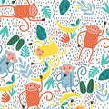 Goin' Bananas pattern