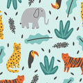 Wild Things pattern