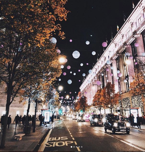 What to See, Do and Eat in London This Christmas