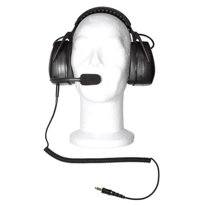 Heavy Duty Headband Headset
