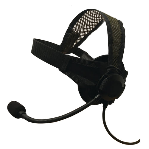 Marine Waterproof Headband Headset