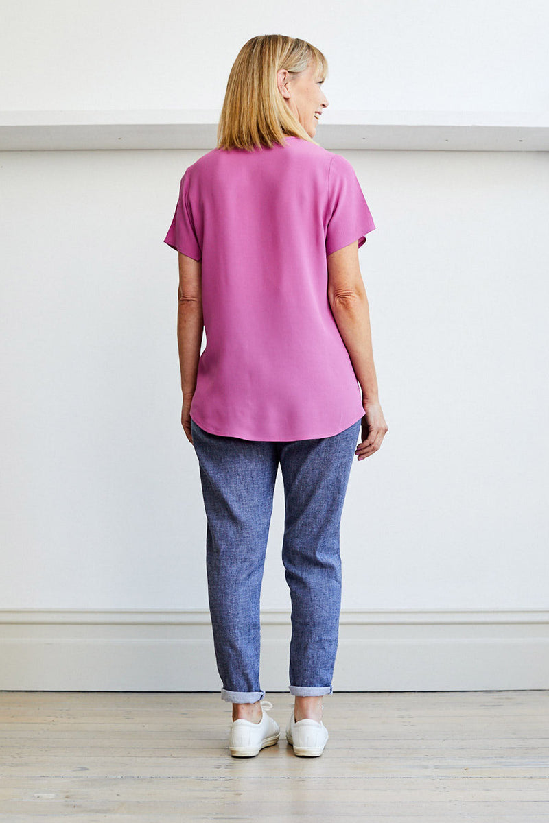 Anneka Top, Raspberry