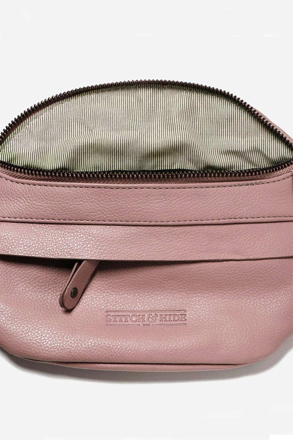 Bailey Hip Bag, Rose