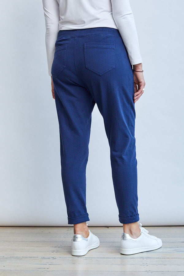 Relaxed Roll Up Pant '20, Midnight