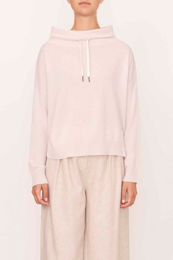 Abbey Cashmere Knit, Pink