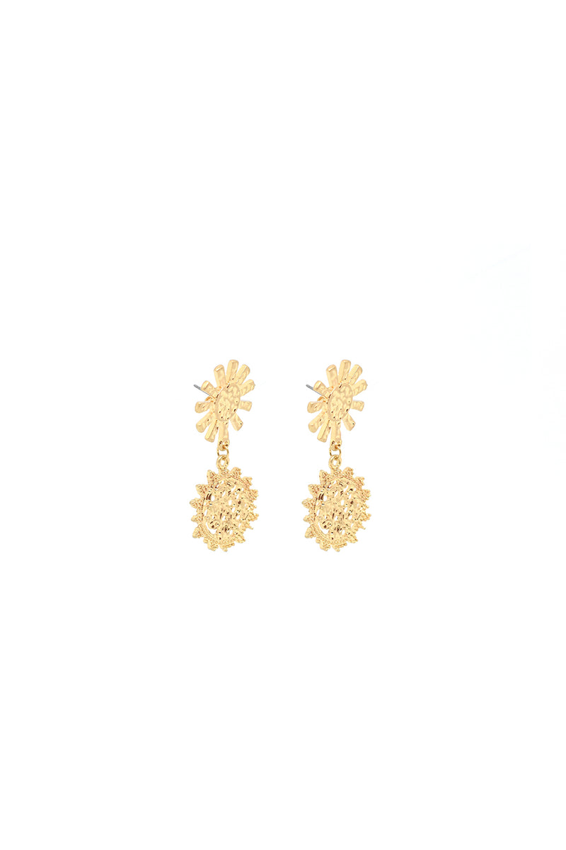 Girasole Sun Earrings