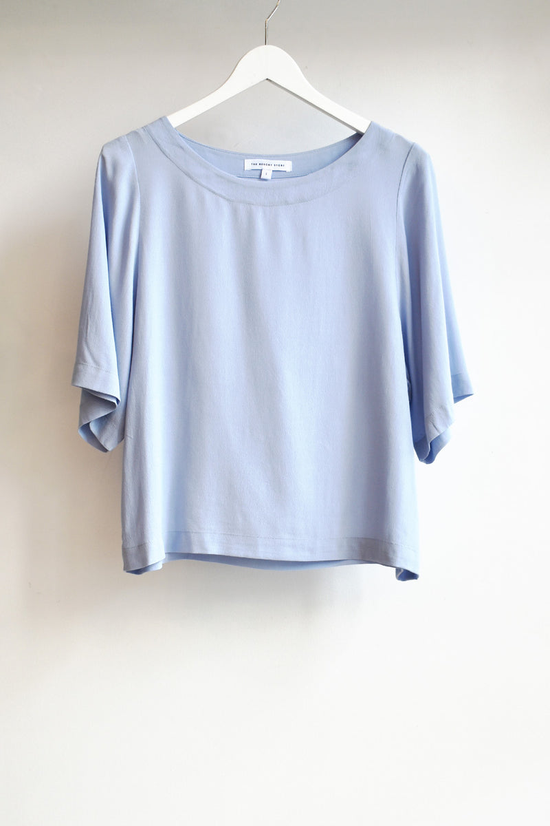 Kimi Top, Light Blue