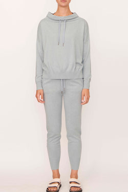 Nucleus Cotton- Cashmere Knit, Mist