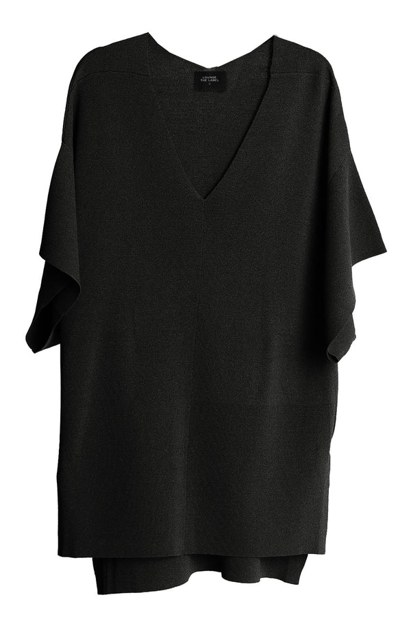 Pindus Tunic, Black