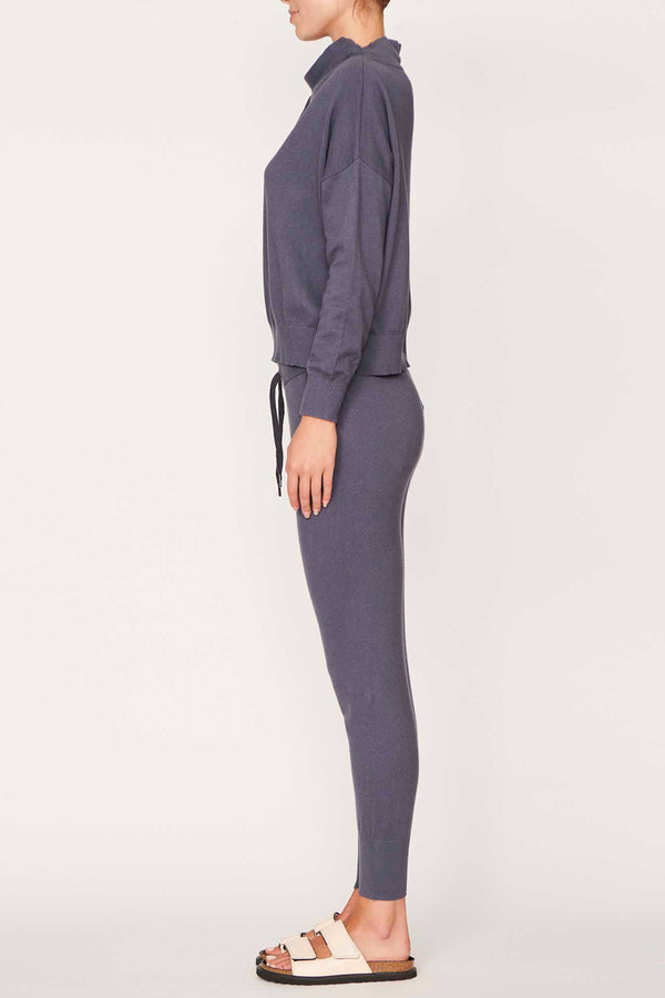 Nucleus Cotton-Cashmere Knit, Slate