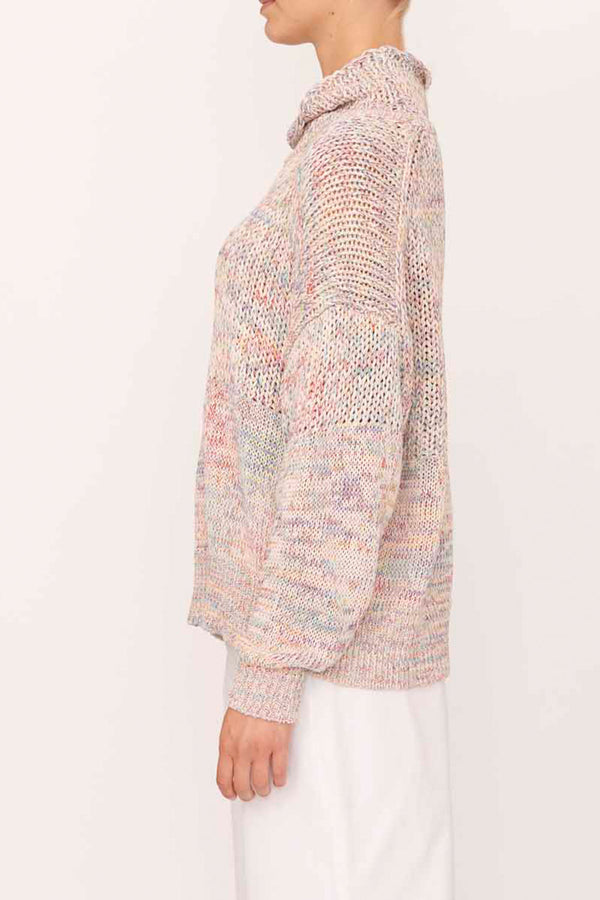 Solar Speckle Knit