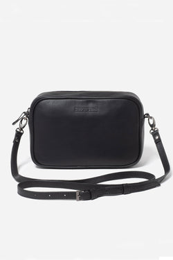 Taylor Cross-Body Bag, Black
