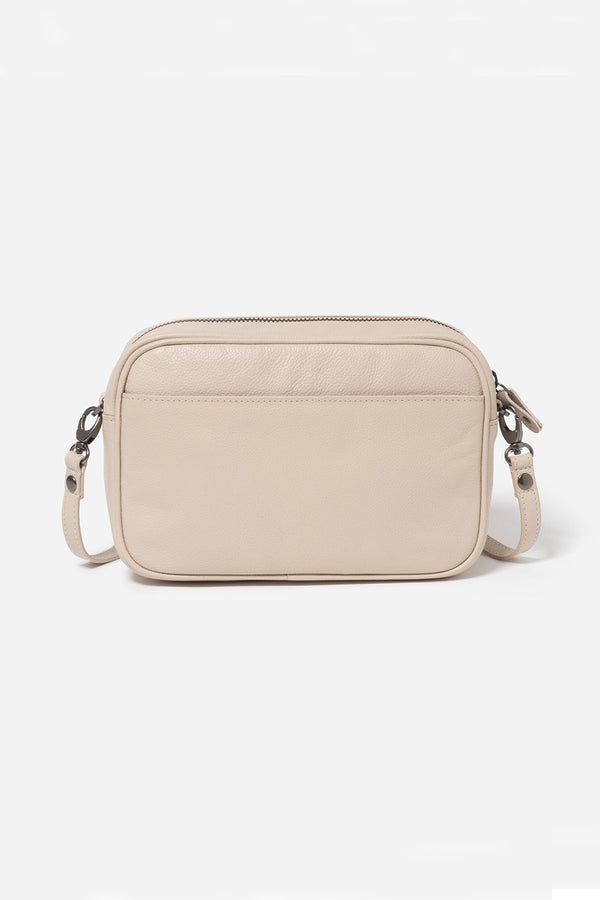 Taylor Cross-Body Bag, Ivory