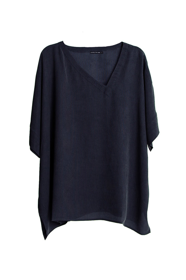 Tirol Tunic, Ink Navy