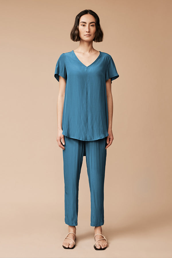 Tjana Top, Aegean Blue