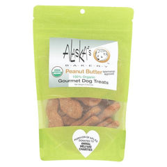 Vegan Peanut Butter Dog Treats