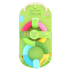 Teether Rattle for Babies