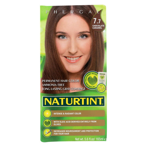 Naturtint Hair Color - Permanent - I-7.77 - Teide Brown - 5.28 Oz