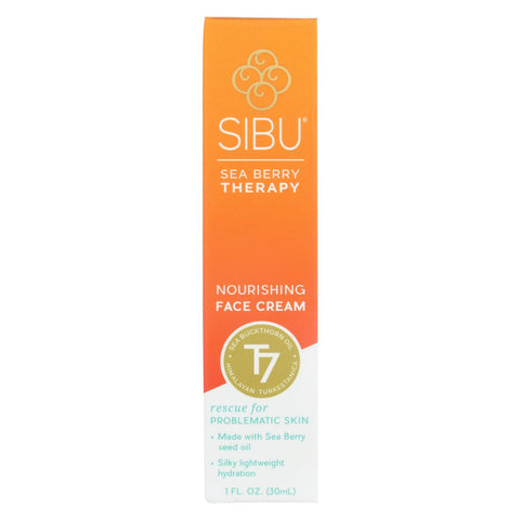 Sibu Repair And Protect Facial Cream - 1 Oz