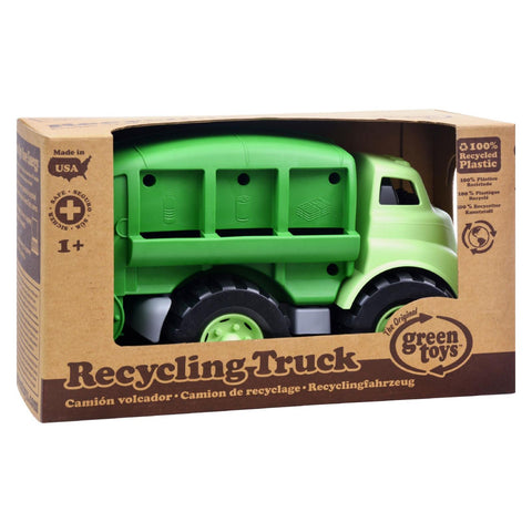 Green Toys Recycle Truck
