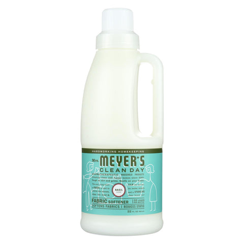 Mrs. Meyer's Clean Day - Fabric Softener - Basil - 32 Oz