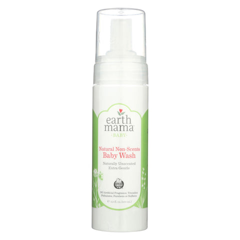 Earth Mama - Baby Wash - Non-scented - 5.3 Fl Oz.