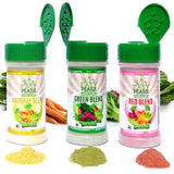 Easy Peasie Veggie Blends Value Pack (pack of 3)