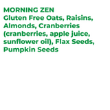 Evoke Muesli- Morning Zen (12 oz. pkg)