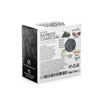 Alpha Earth 2-in-1 Shampoo Bar- BAMBOO CHARCOAL