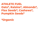 Evoke Muesli- Athlete Fuel (12 oz. pkg)